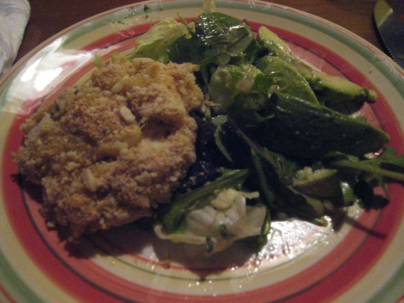 Jen's-Almond-Dusted-Crab-Cakes