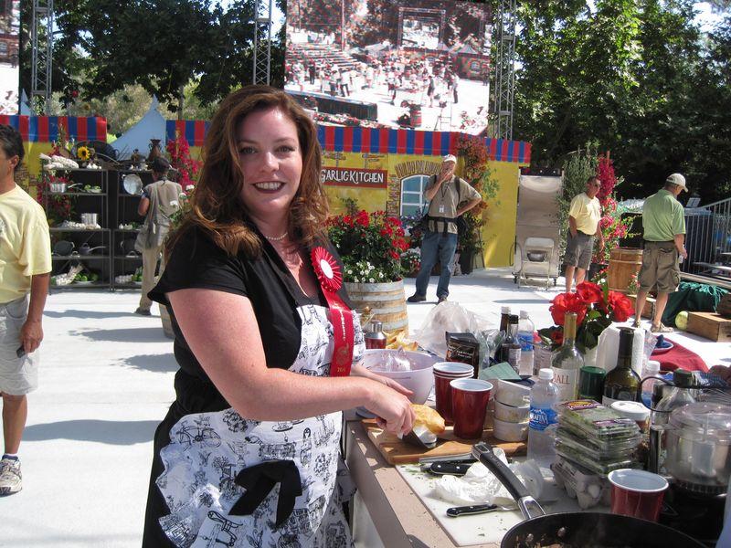 Garlic Festival 2010