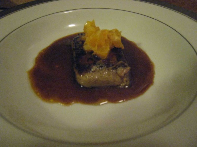 Duck-Foie-Gras-with-Orange-Rum-Reduction